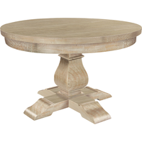 Rowico Aylesbury Natural Ash Round Dining Table