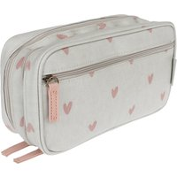 Hearts Makeup Bag