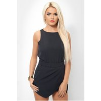 Lydia Black Playsuit