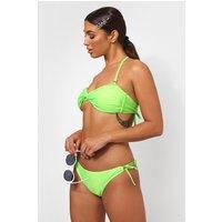 Lime Green Neon Bikini