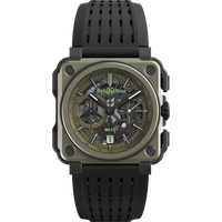 Bell & Ross Watch Br-x1 Military Limited Edition