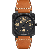 Bell & Ross Watch Br 01 92 Type Aviation Heritage