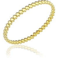 Chimento Armillas Acqua 18ct Yellow Gold Droplets Bangle