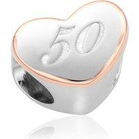 Clogau Celebration Milestones 50th Bead Charm