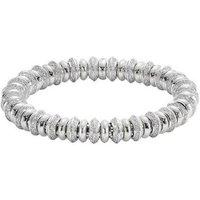 Fope Flexit Solo 18ct White Gold 4.14ct Diamond Bracelet