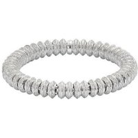 Fope Flexit Solo 18ct White Gold 7.29ct Diamond Bracelet