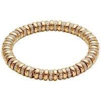Fope Flexit Solo 18ct Yellow Gold 2.80ct Diamond Bracelet