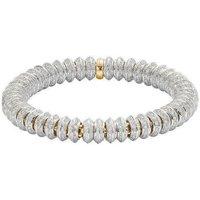 Fope Flexit Solo 18ct Yellow Gold 7.29ct Diamond Bracelet