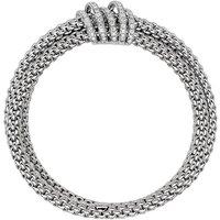 Fope Mialuce 18ct White Gold 1.20ct Diamond Bracelet