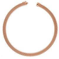 Fope Profili 18ct Rose Gold Necklace