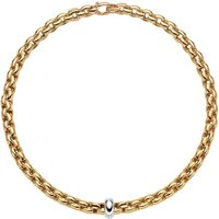 Fope Eka 18ct Yellow Gold Necklace