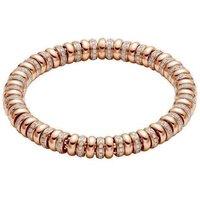 Fope Flexit Solo 18ct Rose Gold 2.80ct Diamond Bracelet