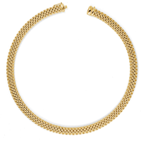 Fope Profili 18ct Yellow Gold Necklace