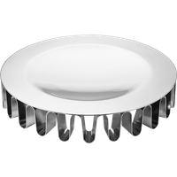 Georg Jensen Frequency Stainless Steel Centrepiece