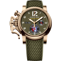Graham Watch Chronofighter Vintage Overlord 75 Year Anniversary Limited Edition