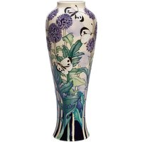 Moorcroft Limited Edition Globe Thistle Vase