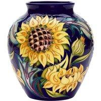 Moorcroft Limited Edition Helios Flame Vase
