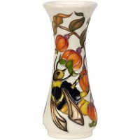 Moorcroft Limited Edition Bilberry Bee Vase