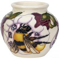 Moorcroft Limited Edition Large Garden Bee Vase