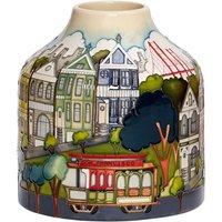 Moorcroft Limited Edition The Painted Ladies Vase
