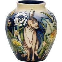 Moorcroft Numbered Edition Watership Down Bigwig Vase