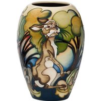 Moorcroft Numbered Edition Watership Down Fiver Vase