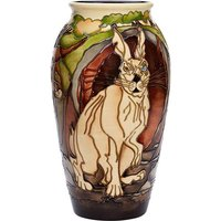 Moorcroft Numbered Edition Watership Down The General Vase