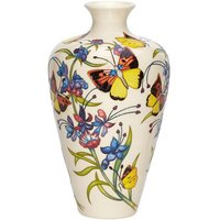 Moorcroft Limited Edition Woolly Blue Curls Vase