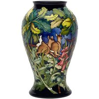 Moorcroft Limited Edition The Major Oak Vase
