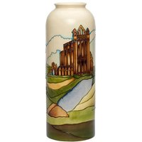Moorcroft Limited Edition Whitby Abbey Vase