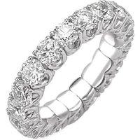 Picchiotti Xpandable 18ct White Gold 4.84ct Diamond Eternity Ring