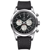 Breitling Watch Transocean Chronograph Military Tang Type