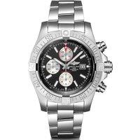 Breitling Watch Super Avenger II Steel 48 Chronograph