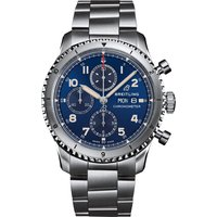 Breitling Watch Aviator 8 Chronograph 43 Steel Bracelet