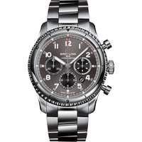 Breitling Watch Aviator 8 B01 Chronograph 43 Steel Bracelet