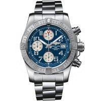 Breitling Watch Avenger II Steel Professional III Bracelet