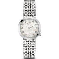 bulova watch diamond ladies