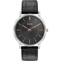bulova watch ultra slim