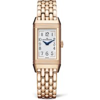 Jaeger LeCoultre Watch Reverso Manual Rose Gold