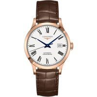Longines Watch Record Mens