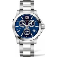 Longines Watch Conquest Mens