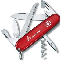 Victorinox Swiss Army Medium Pocket Knife Camper