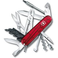 Victorinox Swiss Army Medium Pocket Knife Cybertool 34