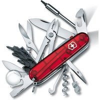 Victorinox Swiss Army Medium Pocket Knife Cybertool Lite