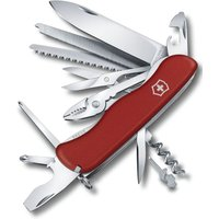 Victorinox Swiss Army Large Pocket Knife Work Champ