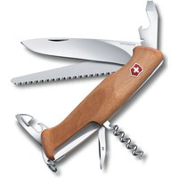 Victorinox Swiss Army Large Pocket Knife Rangerwood 55 Walnut