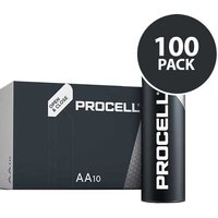 Duracell Industrial Procell   AA Batteries   100 Pack