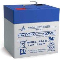 Power Sonic PS610 SLA Battery