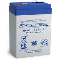 Power Sonic PS640 SLA Battery