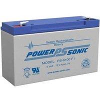 Power Sonic PS6100 SLA Battery